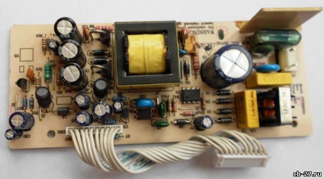 к DRE-5000 на pic-контроллере - Практическая схемотехника.